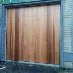 Vertical Groove Cedar