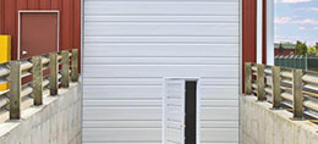 Sectional u2013 Pass Doors & Sectional - Pass Doors - Collins Overhead Door