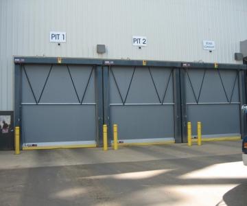 Rytec Fabric Doors