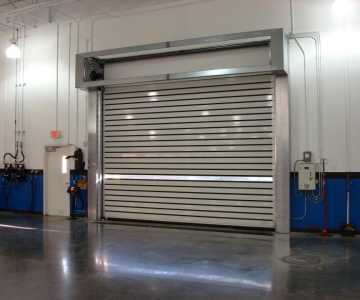 Rytec Spiral Doors & Products - Collins Overhead Door